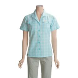 Lowe Alpine Tropic Shirt - Short Sleeve (For Women)