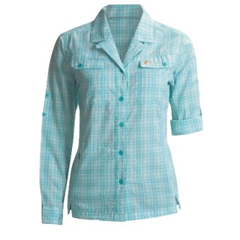 Lowe Alpine Tropic Shirt - Long Sleeve (For Women)