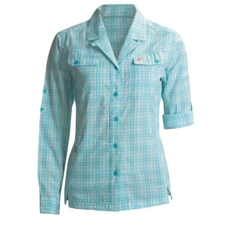 Lowe Alpine Tropic Shirt - Long Sleeve (For Women)
