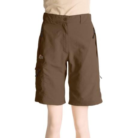 Lowe Alpine High Trail Shorts - UPF 40 (For Women)