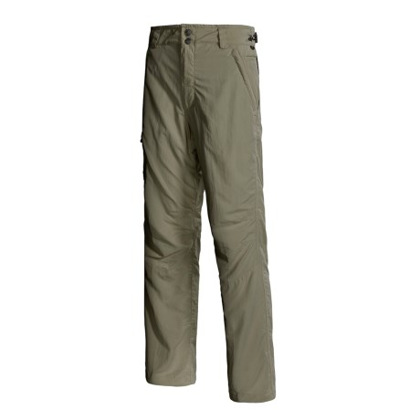 Lowe Alpine Stone Pants - UPF 50 (For Men)