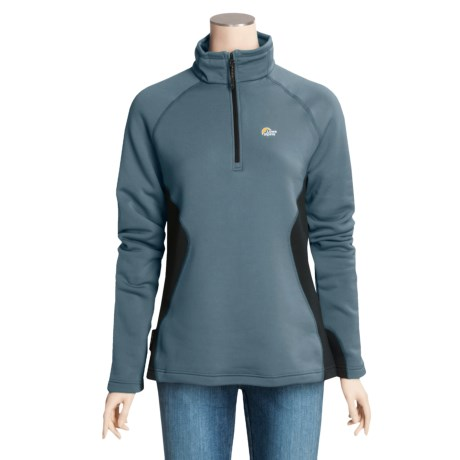 Lowe Alpine Power Lite Minima Shirt - Polartec® Power Stretch®, Long Sleeve (For Women)