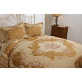 Melange Home Verona Tapestry Coverlet Set - King