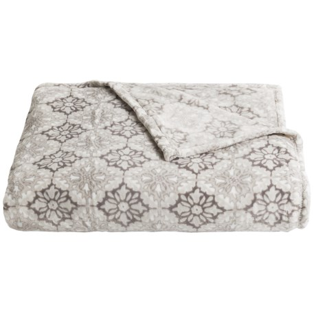 Berkshire Blanket VelvetLoft® Print Blanket - Full-Queen