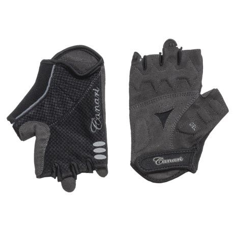 Canari Aurora Bike Gloves - Fingerless (For Women)
