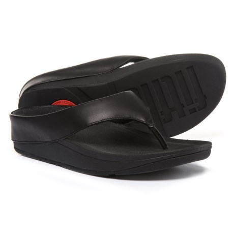 FitFlop Ringer Toe Post Sandals (For Women)