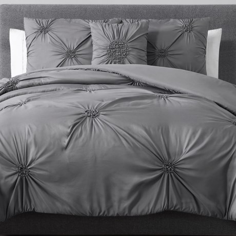 S.L. Home Fashions Paige Comforter Set - Full-Queen, 4-Piece