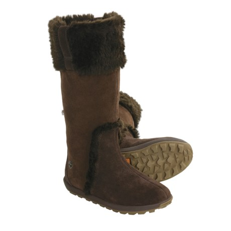 Timberland Mukluk Tall Winter Boots - Suede (For Women)