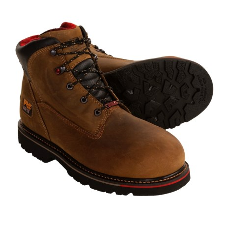 timberland pro 6 waterproof insulated work boots bye bye