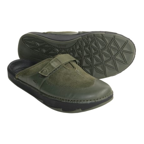 Earth Exer-Clogs - Leather (For Women)