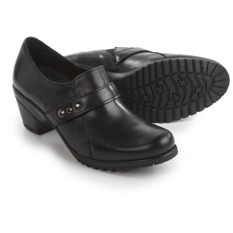 Spring Step Yejide Shoes - Leather, Slip-Ons (For Women)