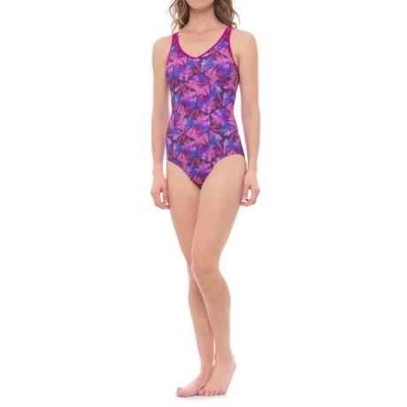 prAna Dreaming One-Piece Swimsuit - UPF 50+, Built-In Bra (For Women)