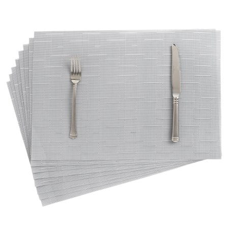 THRO Lex Textaline Placemats - Set of 8