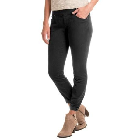 JAG Peri Straight Twill Pants (For Women)