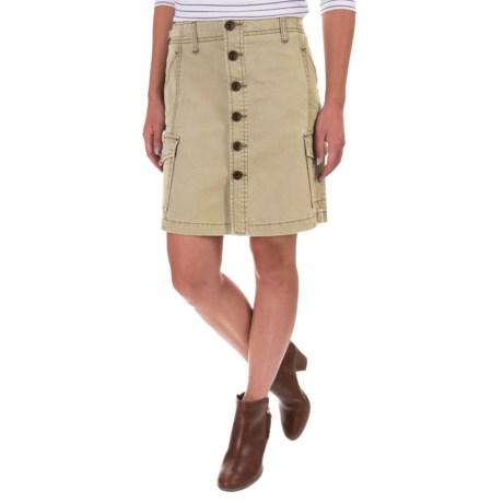 JAG Boardwalk Twill Skirt (For Women)