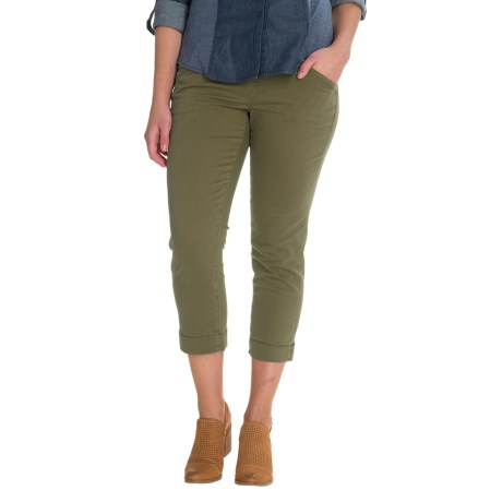 JAG Marion Crop Pants (For Women)
