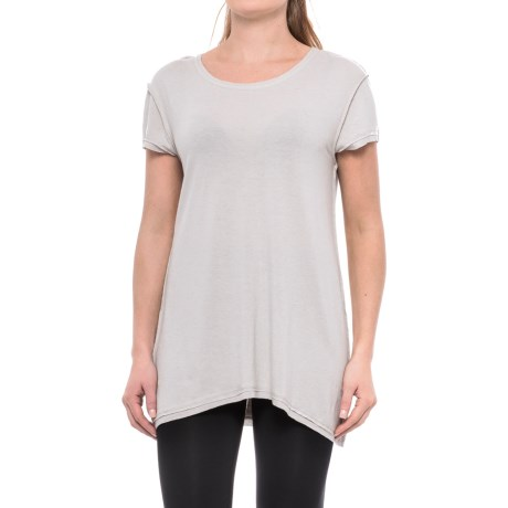 iRelax Irelax Knit Lounge Shirt - Short Sleeve (For Women)