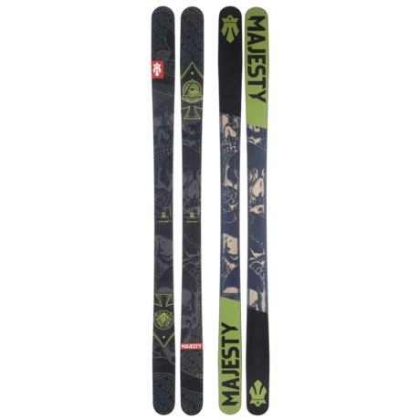 Majesty Skis Majesty Rock'n'rolla Alpine Skis