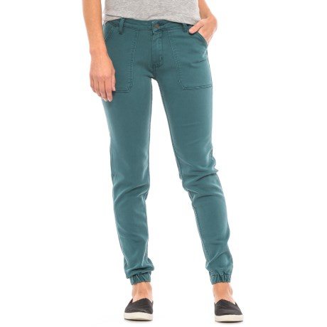 Dish dish denim No Sweat Utility Joggers (For Women)