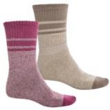 Trespass Hadley Heavyweight Socks - 2-Pack, Crew (For Women)