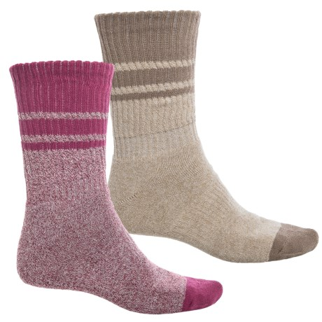 Trespass Hadley Heavyweight Socks - 2-Pack, Crew (For Women)
