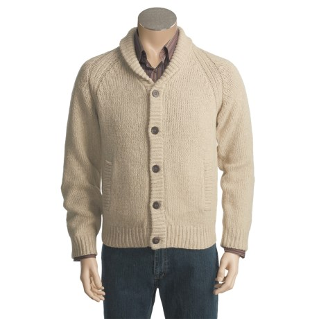 Cullen Harris Shawl Cardigan Sweater (For Men)