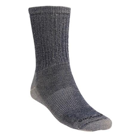 Goodhew Medium Hiking Socks - Merino Wool, Crew (For Men and Women)