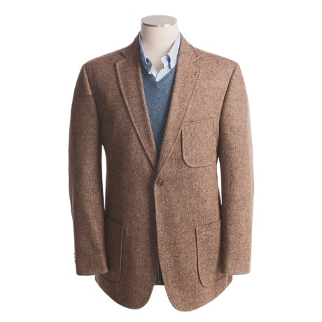 Kroon Herringbone Sport Coat - Wool-Silk (For Men)