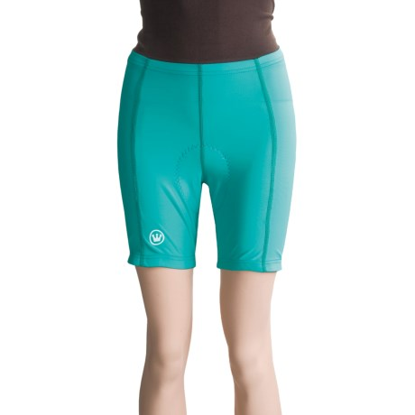 Canari Hybrid Cycling Shorts (For Women)