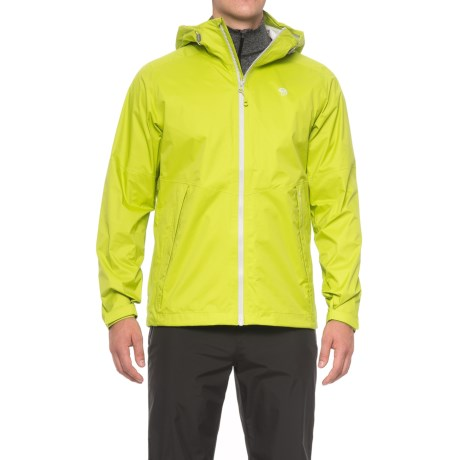 Mountain Hardwear Exponent Jacket - Waterproof (For Men)