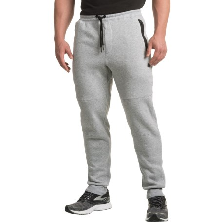 RBX Fleece Tapered Joggers (For Men)