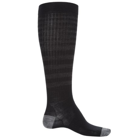 SmartWool Standup Graduated Compression Socks - Merino Wool, Over the Calf (For Men)