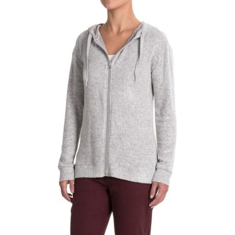 Workshop Republic Clothing Hoodie - Full Zip (For Women)