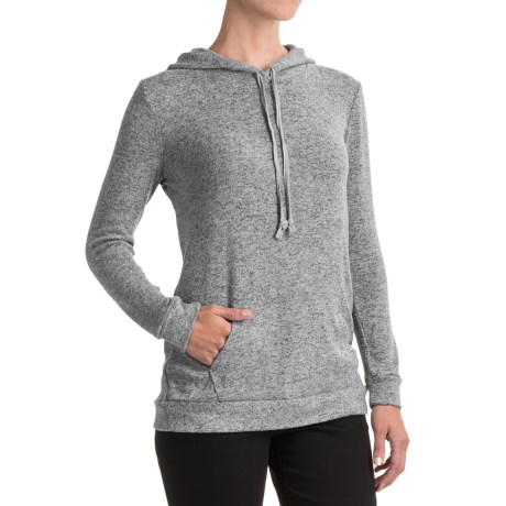 Workshop Republic Clothing Knit Hoodie (For Women)