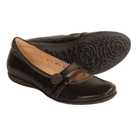Think! Vali Mary Jane Shoes - Leather (For Women)