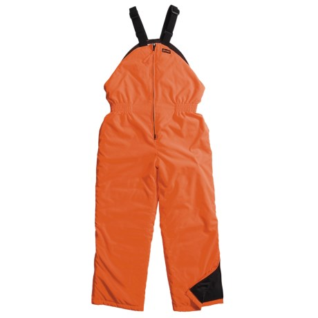 Gamehide Blaze Orange Hunting Bibs (For Men)