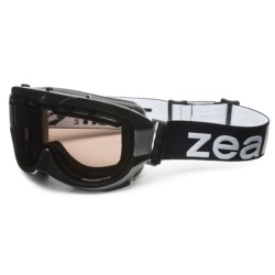 Zeal Link Snowsport Goggles - Polarized