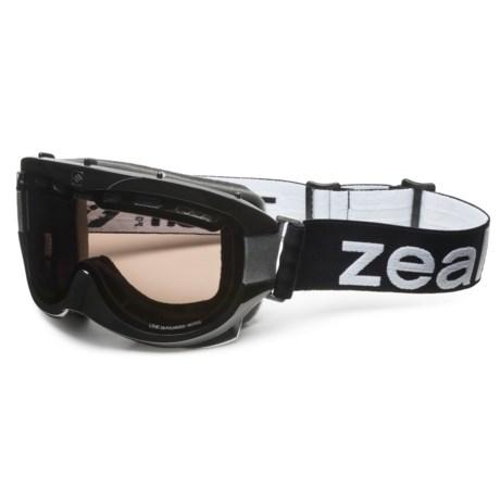 Zeal Link Snowsport Goggles - Polarized