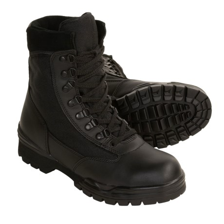 Corcoran Corcoron Traditional Mach Boots - Steel Toe (For Men)
