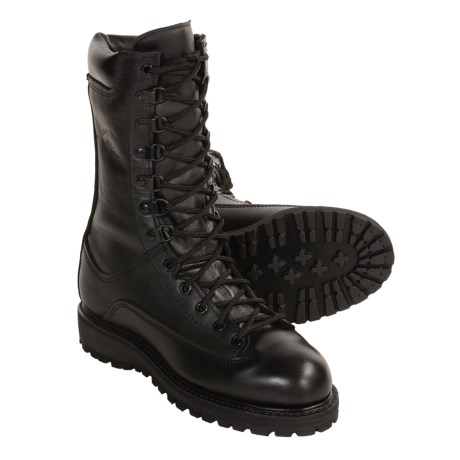 Matterhorn Gore-Tex® Leather Duty Boots - Waterproof, Insulated (For Women)