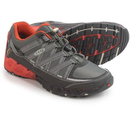 Keen Versatrail Hiking Shoes - Waterproof (For Men)