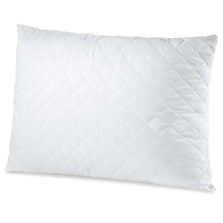 Soft-Tex MemoryLOFT® Quilted Pillow - Standard