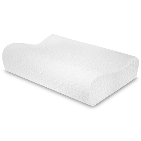 SensorPEDIC Sensorpedic Memory-Foam Cooling Gel Contour Pillow - Standard