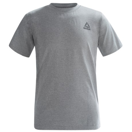Reebok Marled T-Shirt - Short Sleeve (For Big Boys)
