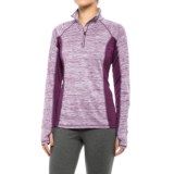 Head Icecap Zip Neck Shirt - Slim Fit, Long Sleeve (For Women)