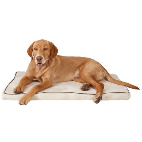 "Nandog Memory Foam Dog Bed - 23x34"""