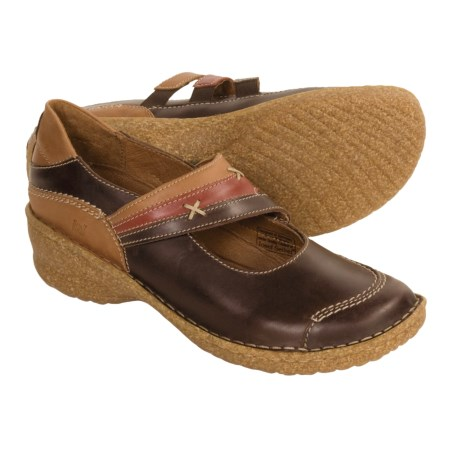 Josef Seibel Nature 10 Shoes - Leather Mary Janes (For Women)