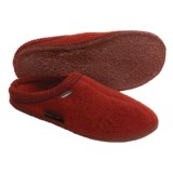 Giesswein of Austria Ammern Slippers - Boiled Wool (For Men and Women)