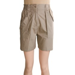 Sea Harbour Bermuda Lite Fishing Shorts (For Women)