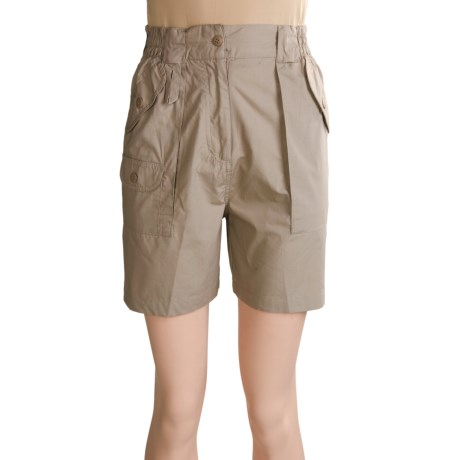 Sea Harbour Bermuda Lite Fishing Shorts (For Women)
